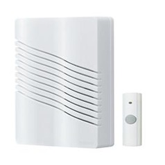 Nutone White Wireless Door Chime Kit
