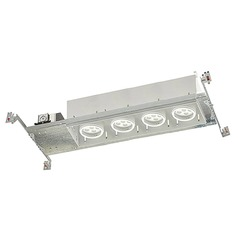 WAC Lighting Wac White LED Recessed Can Light