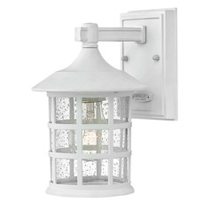 Hinkley Lighting Freeport Classic White LED Outdoor Wall Light