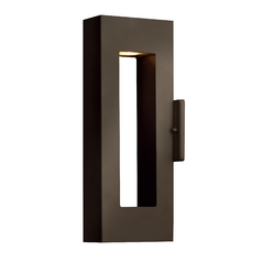 16-Inch Two-Light Outdoor Wall Light