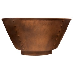Kenroy Home Lighting Metalsmith Rust Sconce
