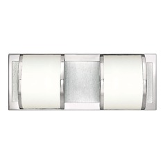 Hinkley Lighting Mira Chrome Bathroom Light