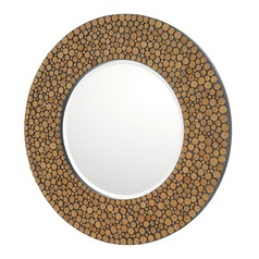 Mirrors Oval 36-Inch Mirror