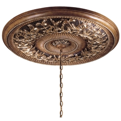Minka Lighting Large Ceiling Medallion - 32-3/4-Inches Wide 1577-477