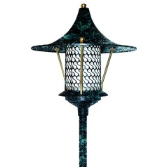Dabmar Lighting Verde Green Path Light