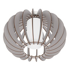 Eglo Stellato Colore Grey Semi-Flushmount Light