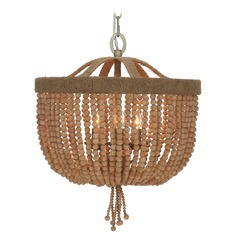 Crystorama Lighting Eva Burnished Silver Pendant Light