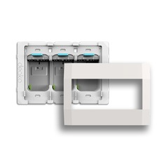 Deako Smart Switch Three Gang Housing Kit