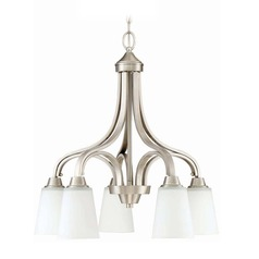 Craftmade Lighting Grace Brushed Polished Nickel Chandelier