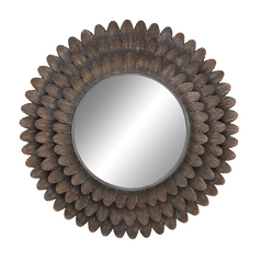 UMA Enterprises Round 34-Inch Mirror 54309