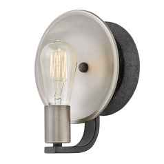 Mid-Century Modern Sconce Zinc Boyer by Hinkley Lighting