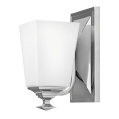Hinkley Lighting Baldwin Polished Nickel Sconce