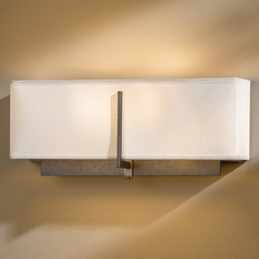 Hubbardton Forge Lighting Exos Dark Smoke Sconce