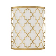 Capital Lighting Ellis Capital Gold Sconce