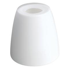 WAC Lighting White Bowl / Dome Glass Shade G114-WT