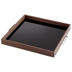 Cyan Design Chelsea Brown Tray