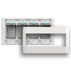 Deako Smart Switch Four Gang Housing Kit