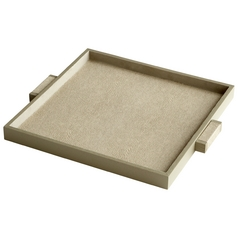 Cyan Design Brooklyn Shagreen Tray