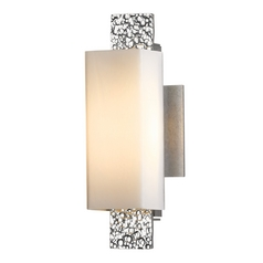 Hubbardton Forge Lighting Oceanus Vintage Platinum Sconce