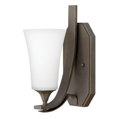 Oil Rubbed Bronze Wall Sconce by Hinkley Lighting