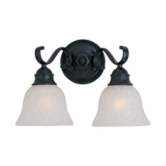Maxim Lighting Linda Black Bathroom Light