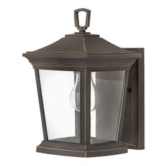 Hinkley Lighting Bromley Oil Rubbed Bronze Outdoor Wall Light