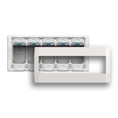 Deako Smart Switch Five Gang Housing Kit