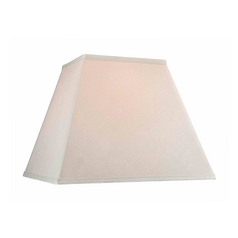 Square Beige Linen Lamp Shade