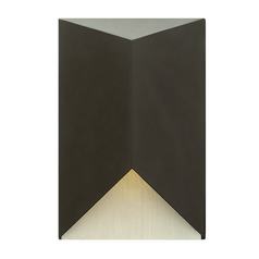 Hinkley Lighting Vento Satin Black Outdoor Wall Light
