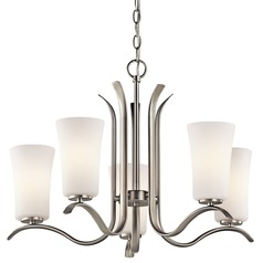 Kichler Lighting Armida Brushed Nickel LED Chandelier