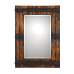 Rectangle 31.75-Inch Mirror