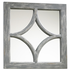 Ashton Square 16.75-Inch Mirror