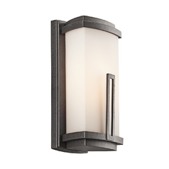 Kichler Lighting Kichler Leeds Small Outdoor Wall Light 49110AVIFL