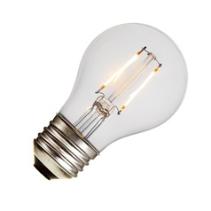 A19 LED Light Bulb with Decorative Filament 15-Watts Equivalent