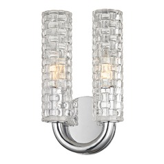 Hudson Valley Lighting Dartmouth Polished Nickel Sconce