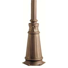 Kichler Post in Olde Bronze Finish