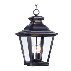 Maxim Lighting Knoxville Bronze Outdoor Hanging Light
