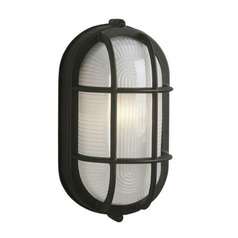 Nautical-Design Outdoor Light with LED Bulb