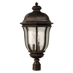 Craftmade Lighting Harper Peruvian Bronze Post Light