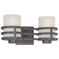 Dolan Designs Lighting Two-Light Bathroom Light 3662-78