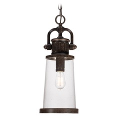 Quoizel Steadman Imperial Bronze Outdoor Hanging Light