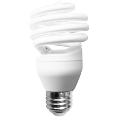 23-Watt Compact Fluorescent Light Bulb (2700K) - 100-Watt Equivalent