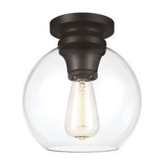 Feiss Lighting Tabby Oil Rubbed Bronze Flushmount Light
