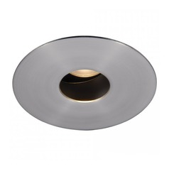WAC Lighting Round Brushed Nickel 3.5