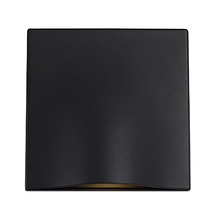 Modern Black LED Outdoor Wall Light 3000K 310LM