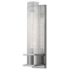 Sperry ADA 1 Light Sconce - Polished Nickel