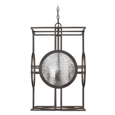 Capital Lighting Alston Old Bronze Pendant Light