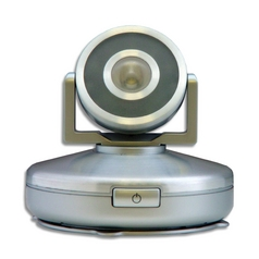 Lancer & Loader Silver High Output LED Directional Spot Light