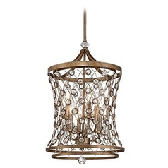 Metropolitan Arcadian Gold Pendant Light