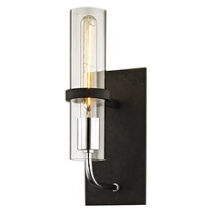 Troy Lighting Xavier Vintage Iron Sconce
